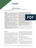 DeWaal et al (2014) Public Health Measures