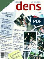 Cykeltidningen Kadens # 1, 2003