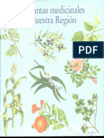 Plantas Medicinales de Nuestra Región (Murcia) (164P)