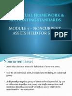 CONFRACS - Module 7 - Non-current Assets Held for Sale.pptx