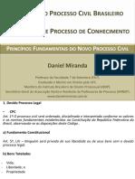 1.01 - Princípios Fundamentais do Novo Processo Civil