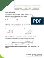 Avaliação Diagnóstica - 11-º Ano - 12 de Setembro (1)
