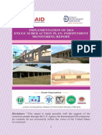 Implementation Report of Year 2014-2025 Enugu SUBEB Action Plan