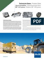 26035364 Technische Daten SMF-AR Systeme
