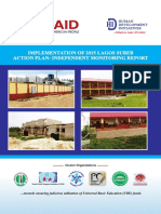 Implementation of Year 2015 Lagos SUBEB Action Plan