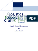 Supply Chain Management - Final Report