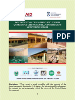 Implementation of Year 2014 FCT UBEB Action Plan