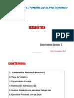 Introducción Estadistica 1