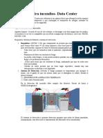 Sistema contra incendios-DATA CENTER