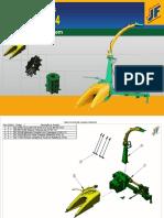 Catalogo de peças JF 192 C12 S4