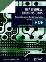 Una historia, cuatro historias. Acompañar proyectos de innovación educativa con las TIC.pdf
