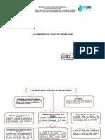 esquema de derecho probatorio I