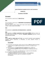 Definitii de caz si recomandari de prioritizare a testarii pentru COVID-19_Actualizare 18.09.2020