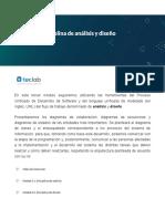 Módulo 3. Disciplina de análisis y diseño