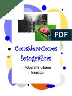 f. urbana e insectos