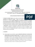 EDITAL EMERGENCIAL - SELEÇÃO DE PROJETOS nº 002_2020