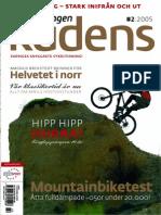 Cykeltidningen Kadens # 2, 2005