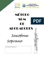 MÉTODO de SAX SOPRANO