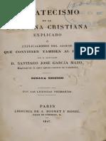Catecismo Garcia Mazo