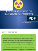 Radiological Threats
