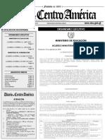 Acuerdo Ministerial 2689 - 2020
