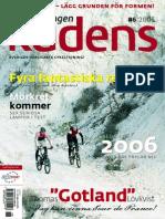 Cykeltidningen Kadens # 6, 2005