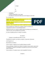 Notas Español Superior 1