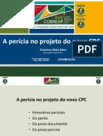 A perícia no projeto do novo CPC-Francisco Maia Neto