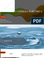 Agua y Energia Electrica