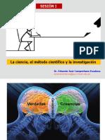 Sesión I  Ciencia, Conocimiento y método científico 02-09-20.ppt