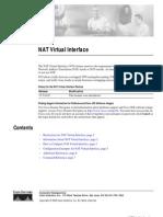 NAT Virtual Interface