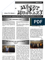 Heart Of Hungary Missions Newsletter 2010 Winter