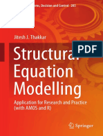 [Studies in Systems, Decision and Control] Jitesh J. Thakkar - Structural Equation Modelling_ Application for Research and Practice (With Amos and R) (2020, Springer Nature) - libgen.lc.pdf