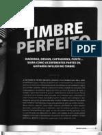 Guitar Player - Julho 2008 - TIMBRE PERFEITO
