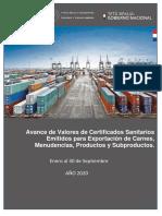 SEPTIEMBRE 2020 - Exportaciones
