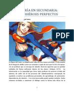 TUTORÍA EN SECUNDARIA_SUPERHÉROES PERFECTOS