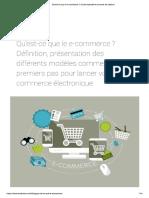 Qu_est-ce que le e-commerce _ Guide explicatif et conseils de création
