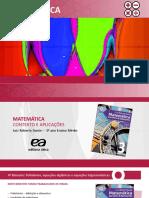 Matemática 3º ano Dante