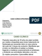 CASO CLÍNICO EPICONDILITIS (terminado).. [Autoguardado]