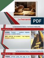 LA HERRAMIENTA BASICA