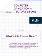 coa-LECTURE-1-3-AUGUST-2009