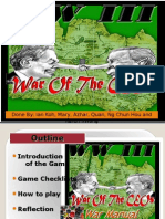 World War III Instructional Powerpoint
