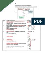 como dividir paso a paso mas problemas 5 pdf