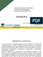 0. Geotecnia - Presentación curso