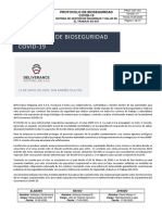 Protocolo General de Bioseguridad Deliverance Shipping line completo FINAL
