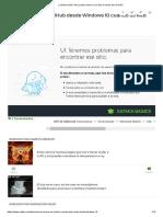 SciHub caído_ Así puedes entrar en su web a través de sus DNS