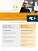 Premium Plan One Pager