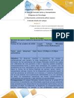 Anexo 3 -Diario de campo Psicopatologia