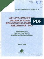 2. LEVANTAMINTO DEL DAP