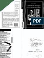 La filosofía de Heidegger, un nuevo oscurantismo.pdf
